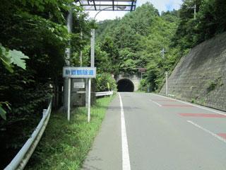 雛鶴トンネル