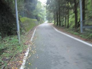 和田峠登り