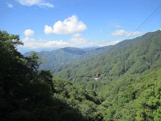 K201 柳沢峠の眺め