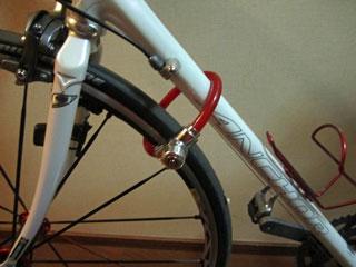 MINI 自転車用ワイヤーロック