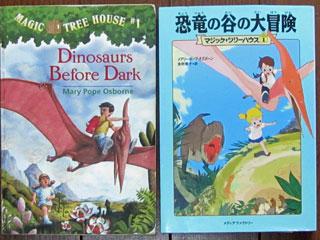 US版と日本語版の表紙