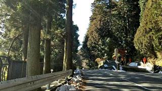 箱根神社入口
