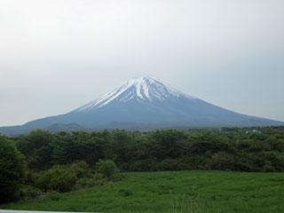 富士山 朝霧高原