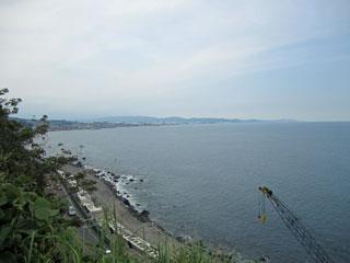 脇道2:小田原を見下ろす