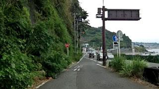 脇道:国道へ