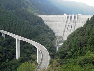 ループ橋&ダム