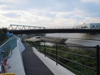 グリーンライン鉄橋