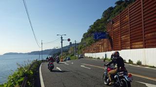 旧道分岐 R135