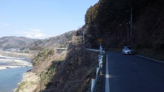 那珂川沿い K27