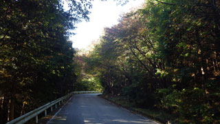 御坂道(旧道)