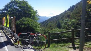 柳沢峠(富士山)