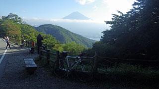 御坂峠(富士山)